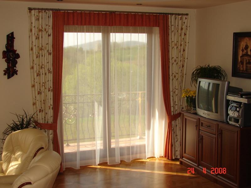 okno tarasowe