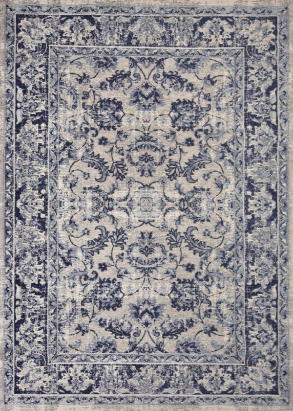 Dywan Tebriz Antique Blue